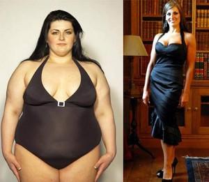 ダイエット Before & After I