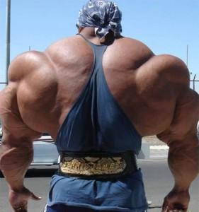 Extreme bodybuilder 02